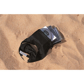 Cocoon Pillow & Stuff Sack M black/tuareg